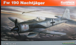EDK8177 1/48 Focke Wulf FW190A Nightfighter